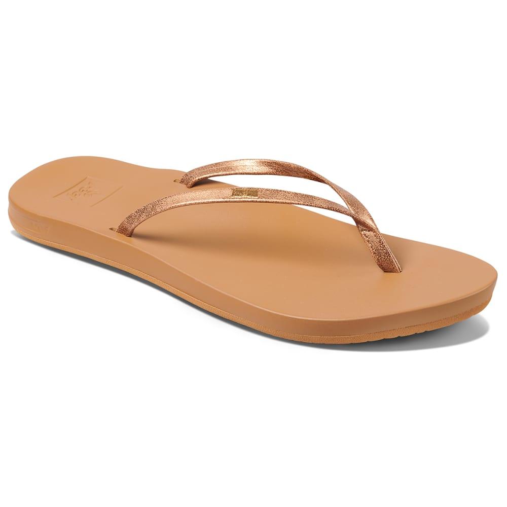 REEF Women's Cushion Bounce Slim Sandals 6