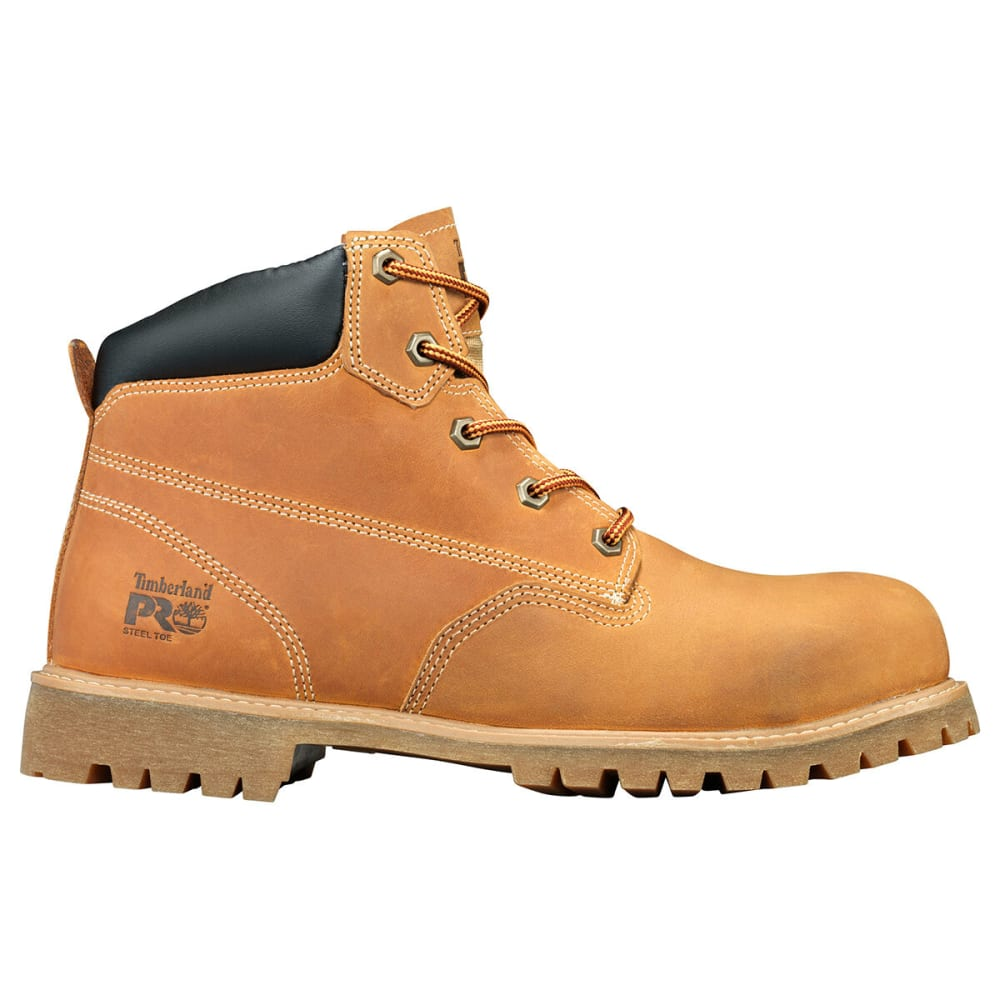 TIMBERLAND PRO Men's Gritstone Steel Toe Work Boots - WHEAT 231