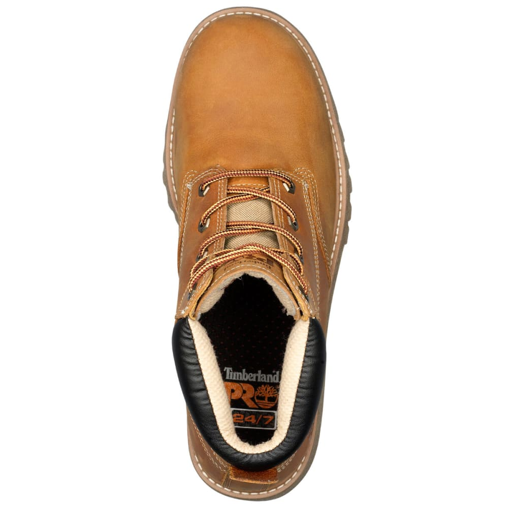 TIMBERLAND PRO Men's Gritstone Steel Toe Work Boots - WHEAT 231