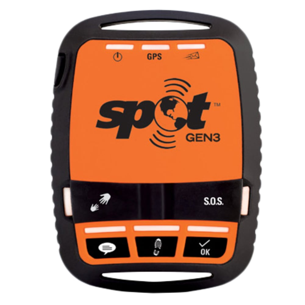 SPOT Gen3 Satellite GPS Messenger - NO COLOR