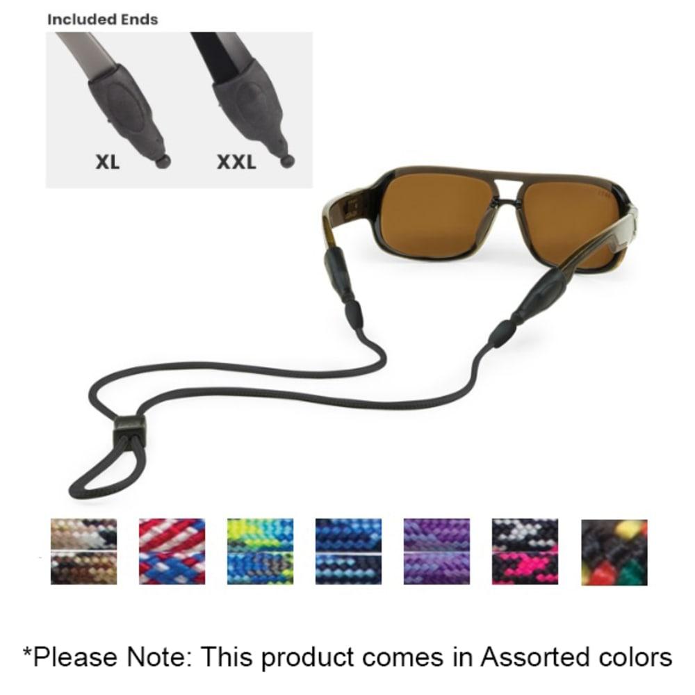 CROAKIES Terra System XL Adjustable Tite End Eyewear Retainer - ASSORTED