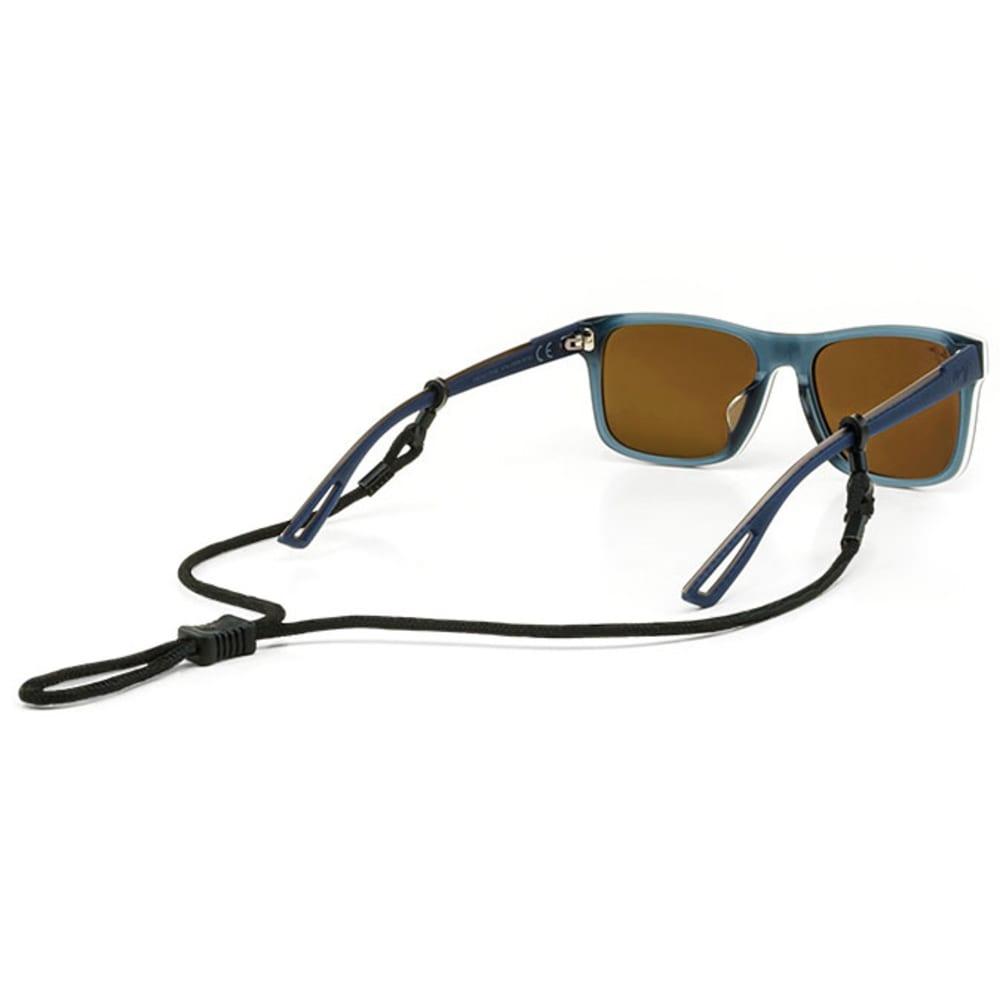 CROAKIES Terra Spec Adjustable Eyewear Retainer - BLACK