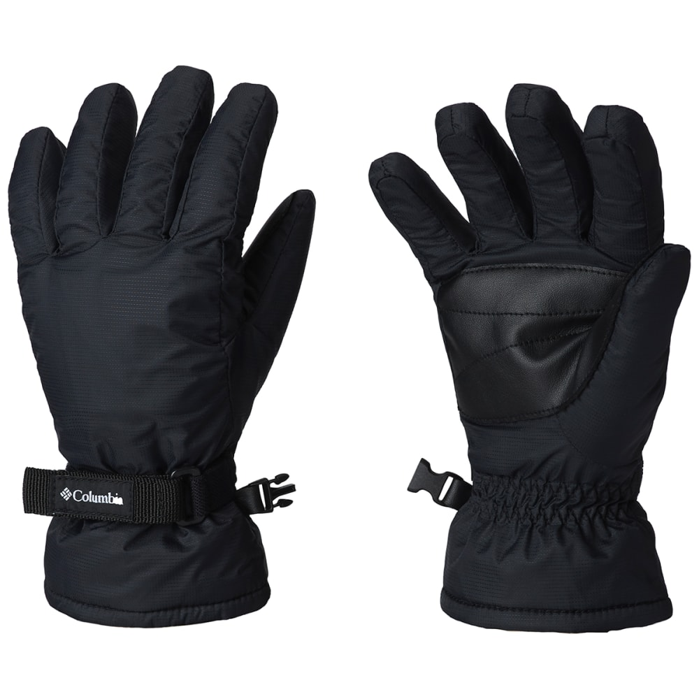 COLUMBIA Kids' Core Gloves - BLACK-010