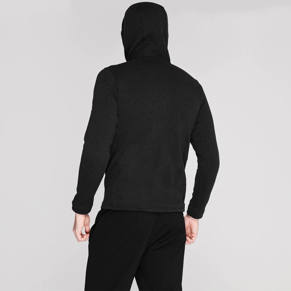 KARRIMOR Men's Walking Hoodie - BLACK