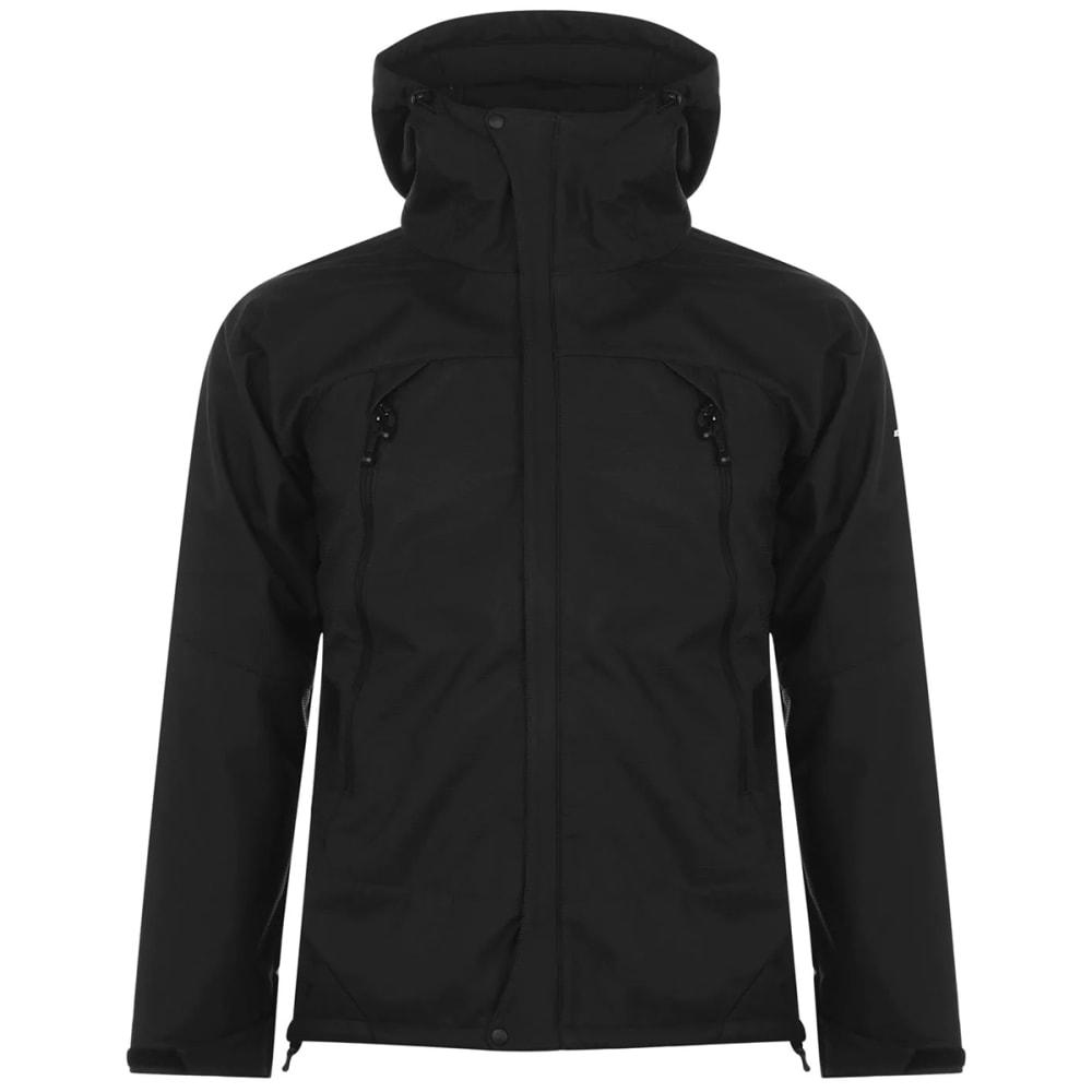 KARRIMOR Men's Arete Hooded Jacket - BLACK