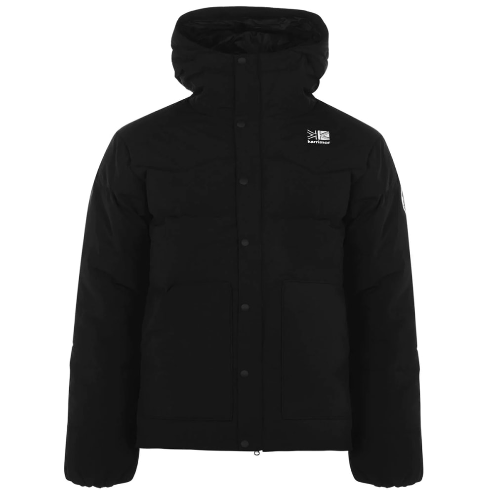 KARRIMOR Men's Eday Parka - BLACK