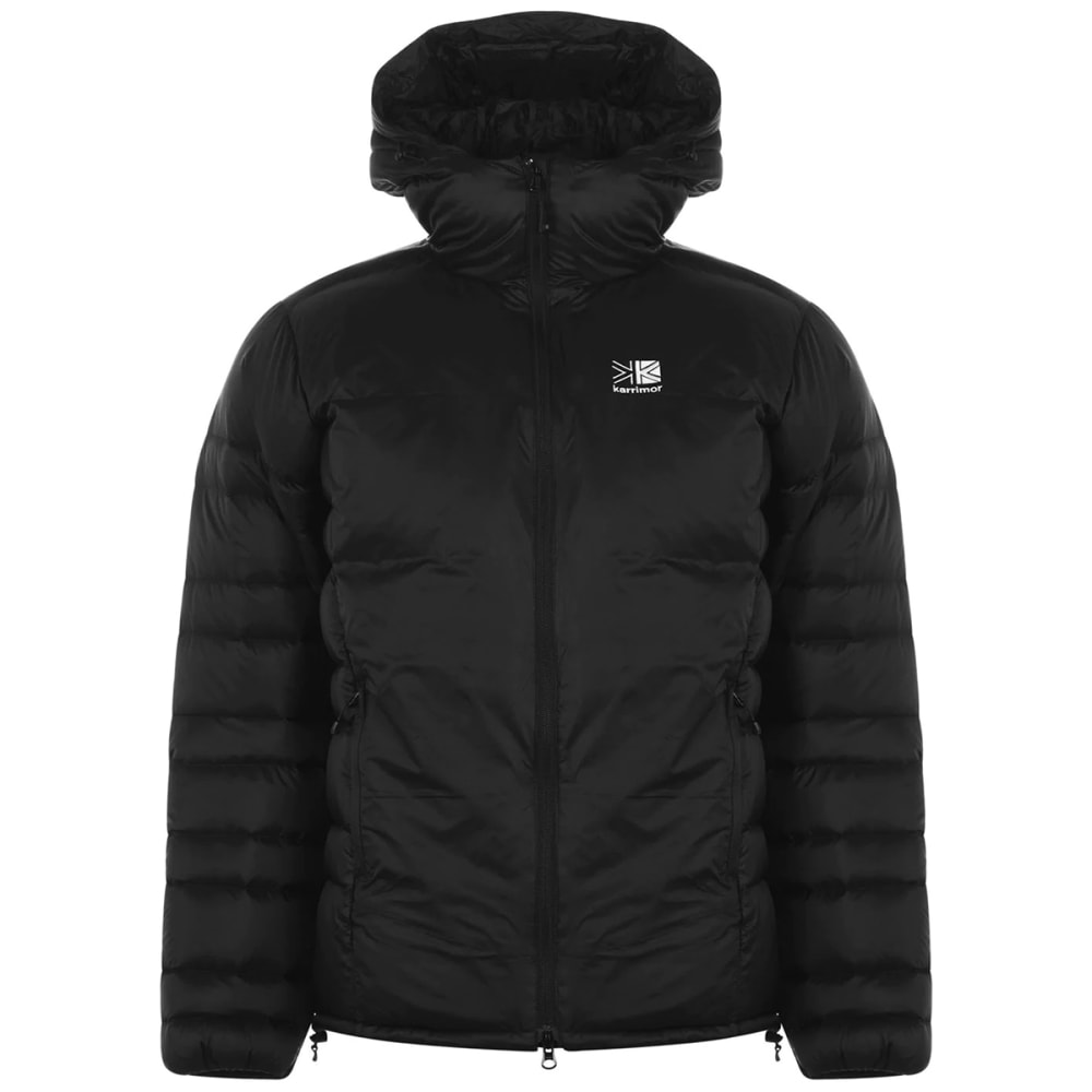 KARRIMOR Men's Padded Parka - BLACK