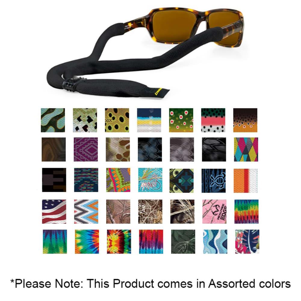 CROAKIES Suiters Eyewear Retainers, XL - ASSORTED