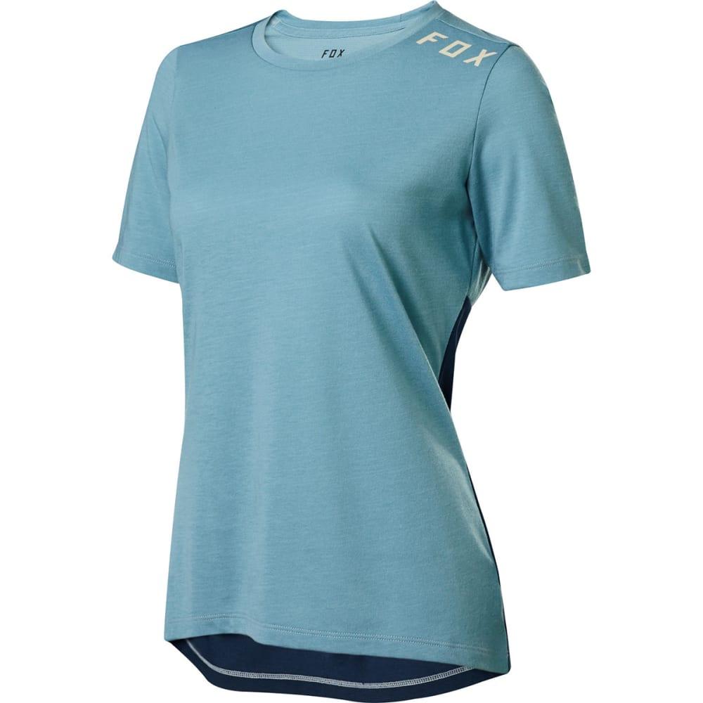 FOX Women's Ranger DriRelease Short-Sleeve Jersey L