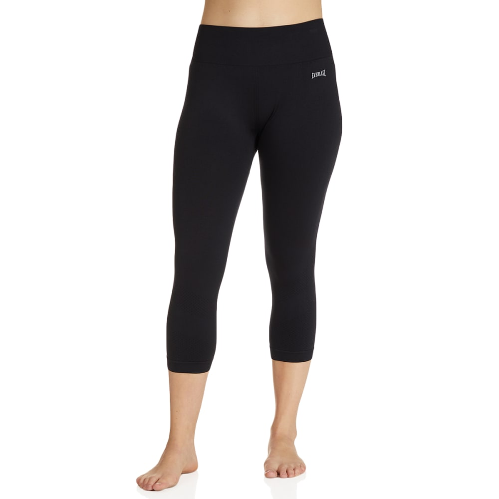EVERLAST Women's Seamless Capri Leggings XS