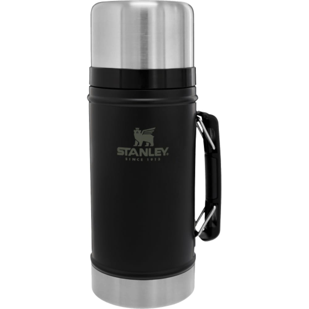 STANLEY Classic Legendary 1.0 QT Food Jar - MATTE BLACK