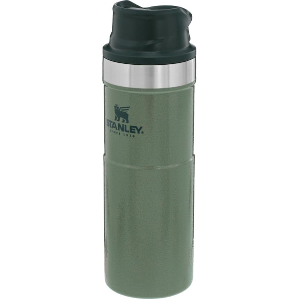 STANLEY Classic Trigger-Action 16 OZ Travel Mug - HAMMERTONE GREEN