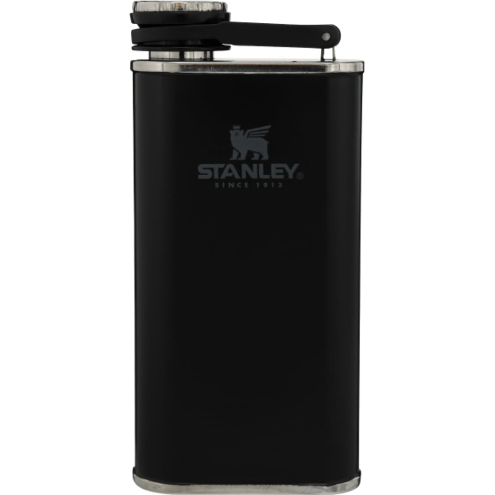 STANLEY Classic Easy Fill Wide-Mouth 8 Oz. Flask - MATTE BLACK