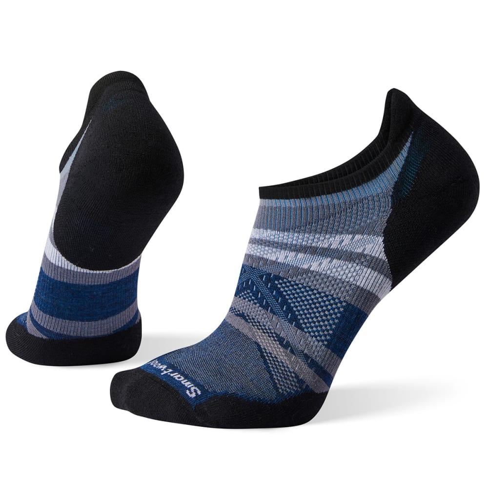 SMARTWOOL Men's PhD Run Light Elite Pattern Micro Socks M