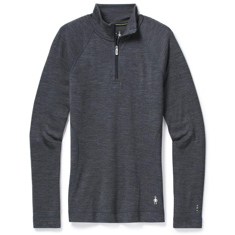 SMARTWOOL Women's Merino 250 Base Layer 1/4-Zip Pullover XL
