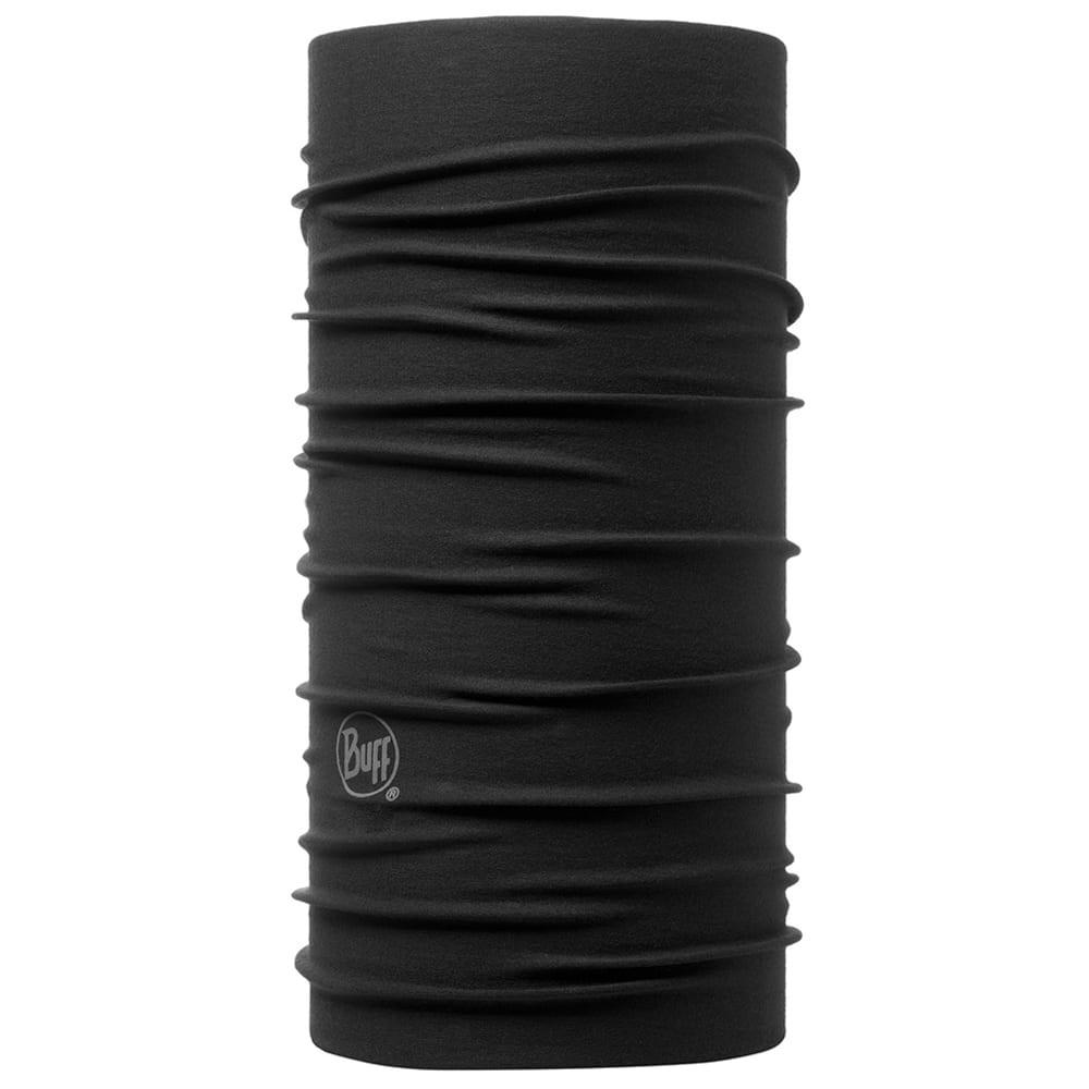 BUFF Original Black Neck Gaiter - BLACK