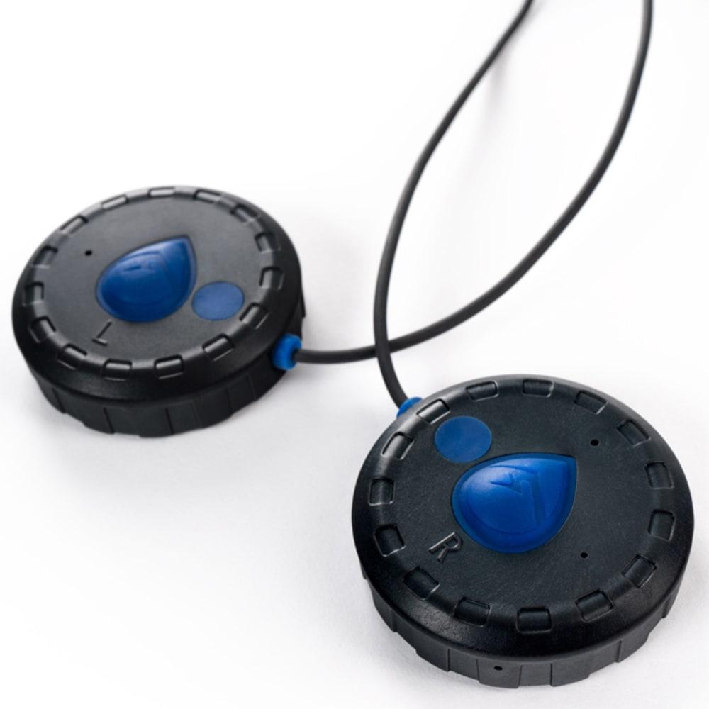 ECOXGEAR EcoPucks Bluetooth Helmet Audio - NO COLOR