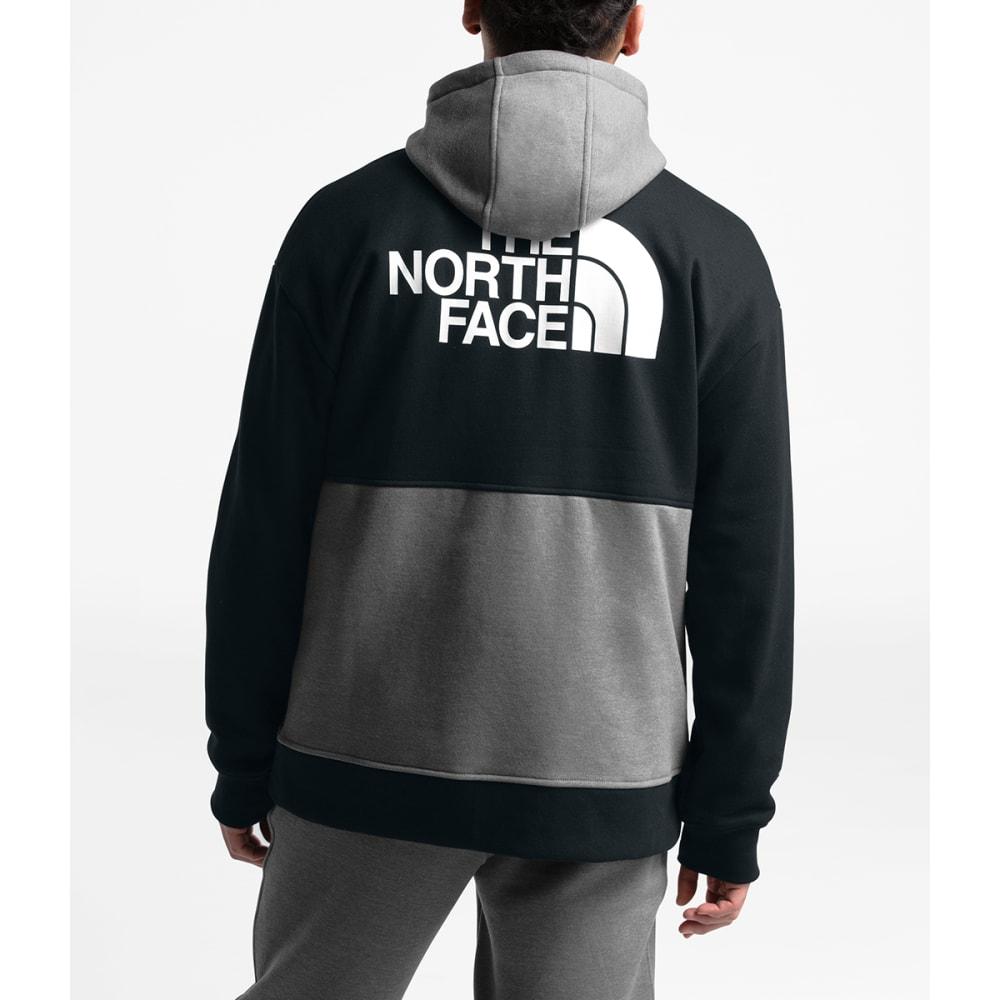 THE NORTH FACE Men's Graphic Collection Full-Zip Hoodie - TNF MEDIUM GREY HEAT