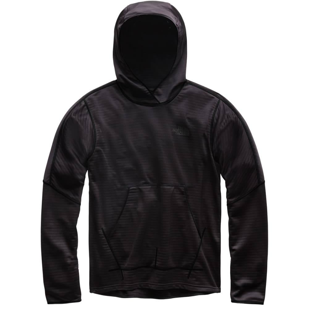 THE NORTH FACE Men's Echo Rock Pullover Hoodie - TNF BLACK