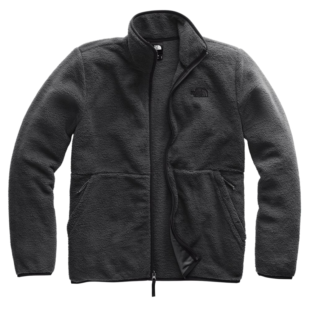 THE NORTH FACE Men's Dunraven Sherpa Full-Zip Sweatshirt M