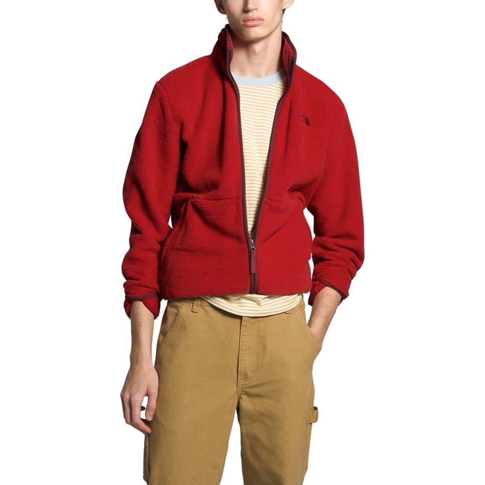 THE NORTH FACE Men's Dunraven Sherpa Full-Zip Sweatshirt M