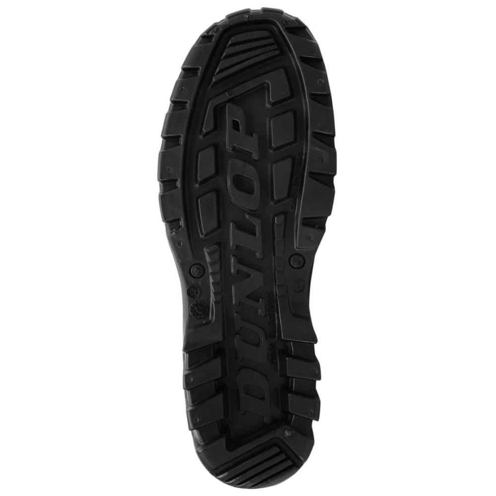 DUNLOP Men's Half Wellington Boot - BLACK