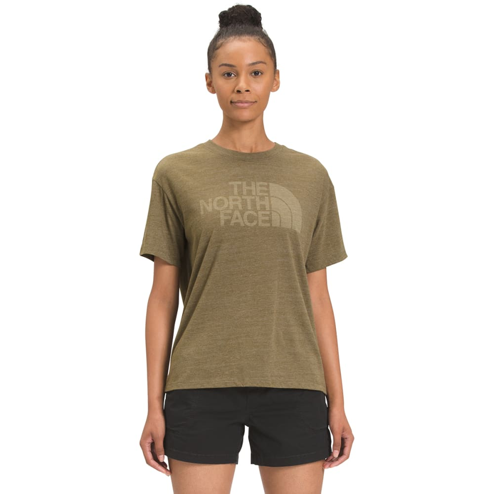 THE NORTH FACE Women's Half Dome Tri-Blend Short Sleeve Tee XS