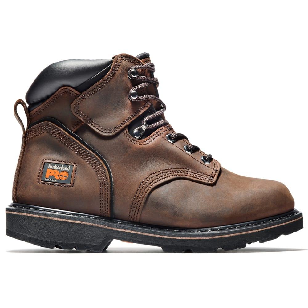 """TIMBERLAND PRO Men's Pit Boss 6"""" Soft-Toe Work Boot 7"""