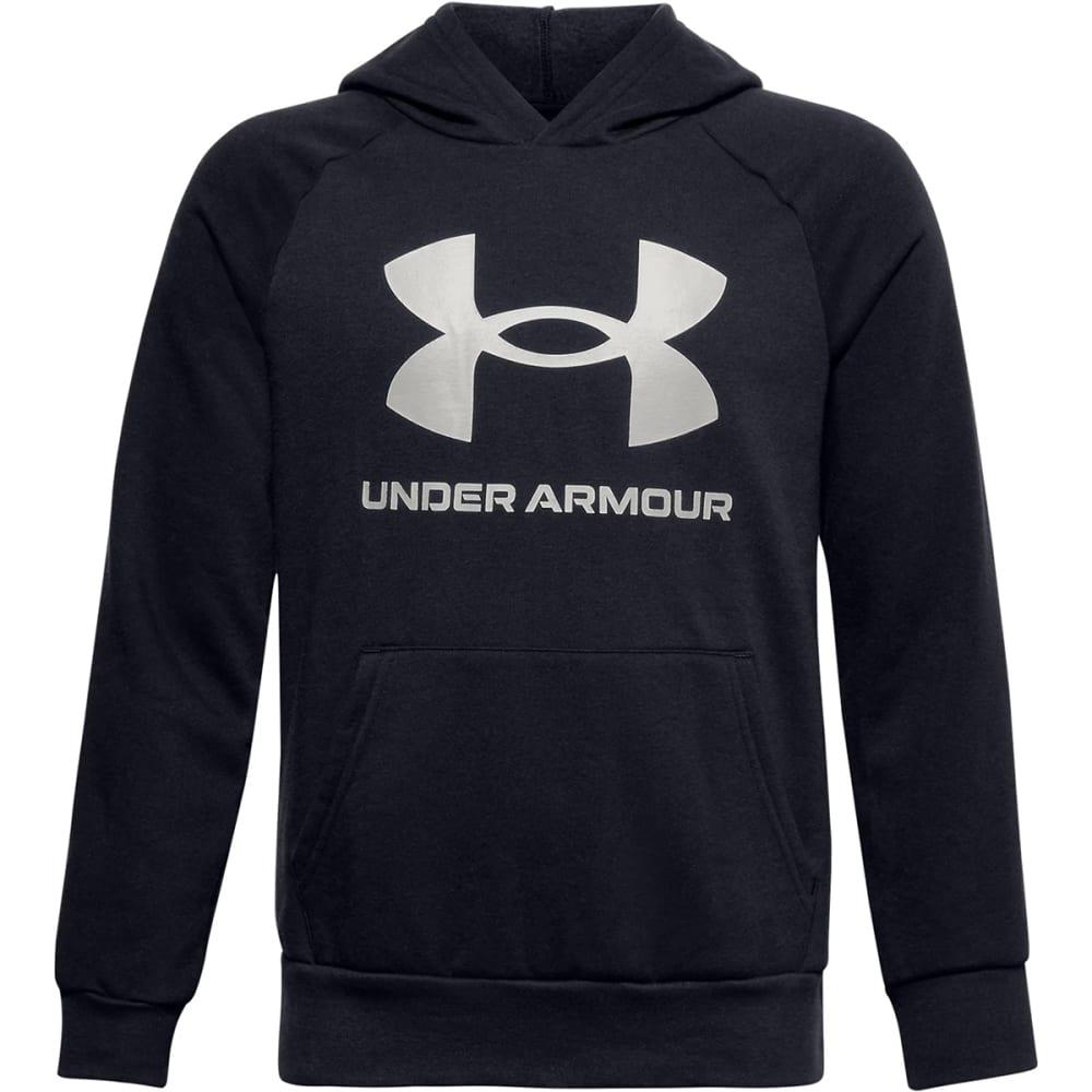 UNDER ARMOUR Boys' UA Rival Fleece Hoodie S