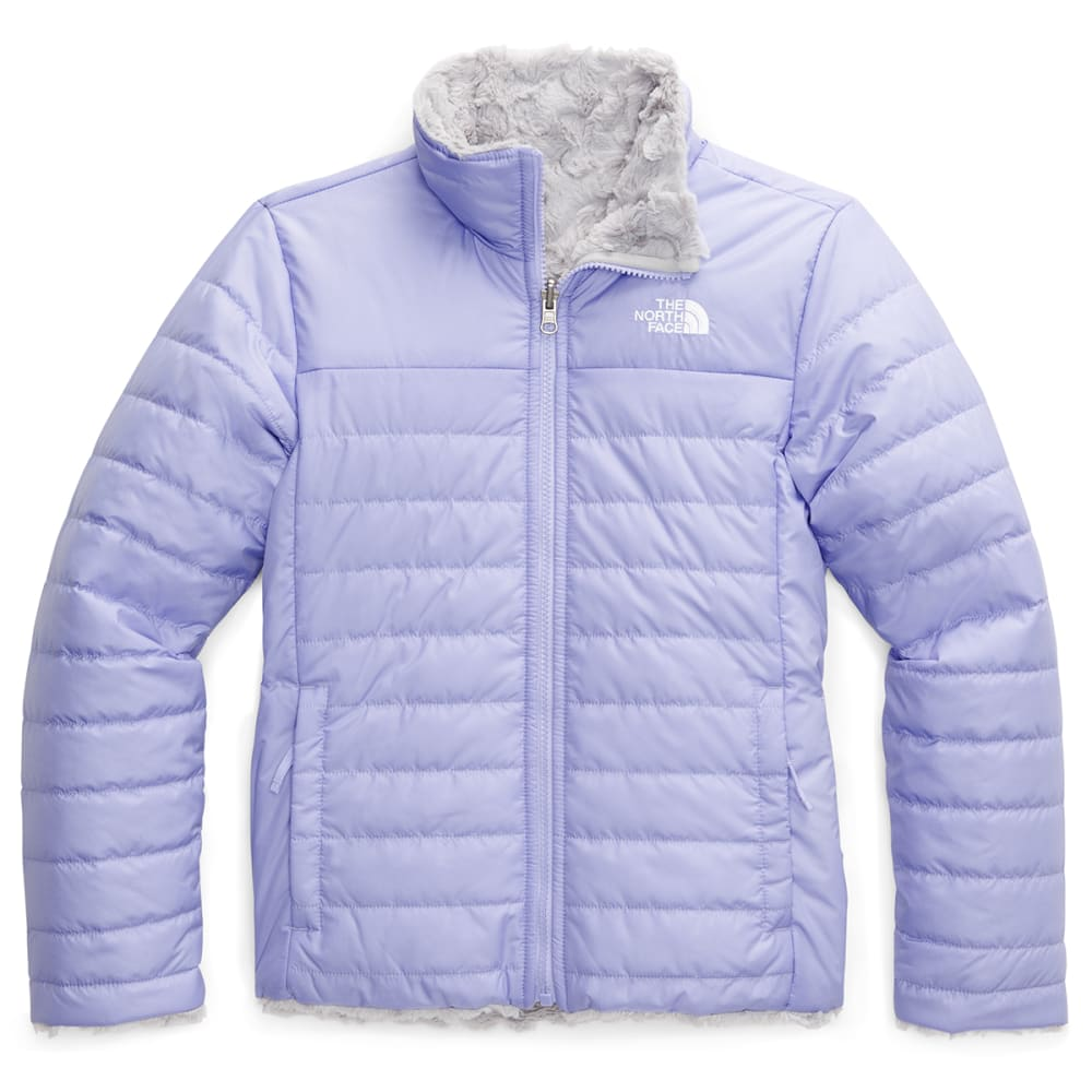 THE NORTH FACE Girls' Reversible Mossbud Swirl Jacket L