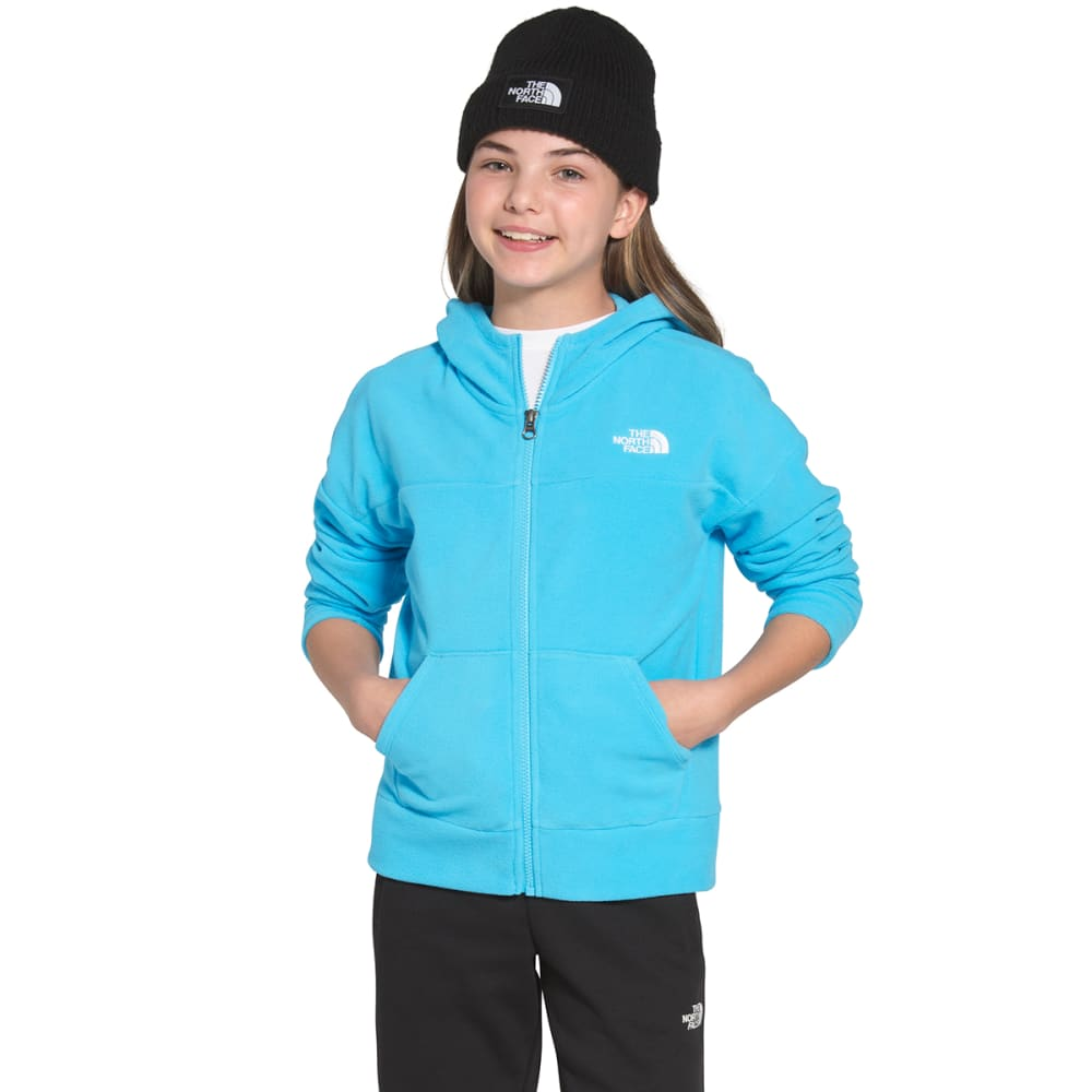 THE NORTH FACE Girls' Glacier Full-Zip Hoodie XS