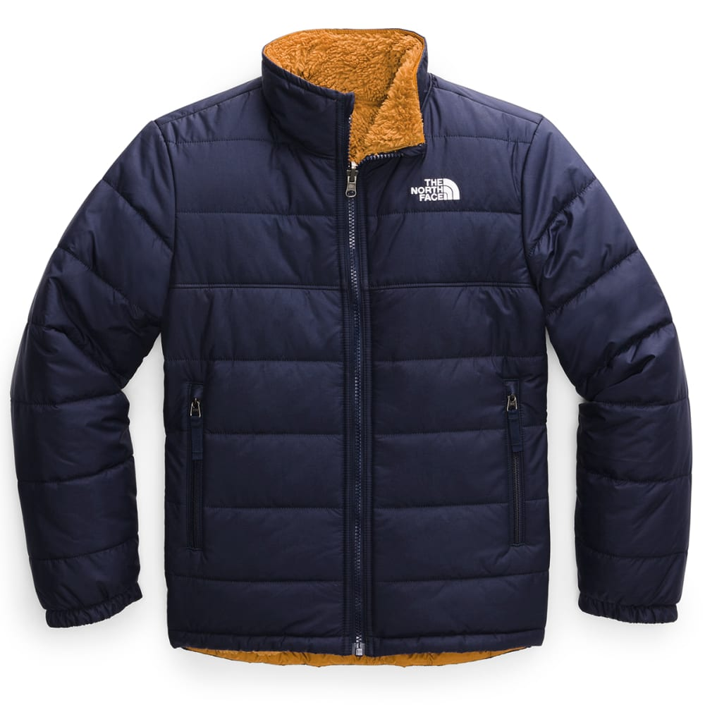 THE NORTH FACE Boys' Reversible Mount Chimborazo Jacket S