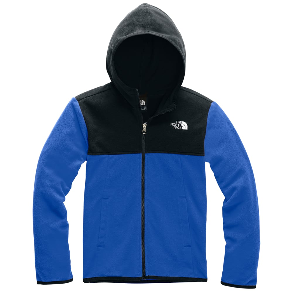 THE NORTH FACE Boys' Glacier Full-Zip Hoodie XS