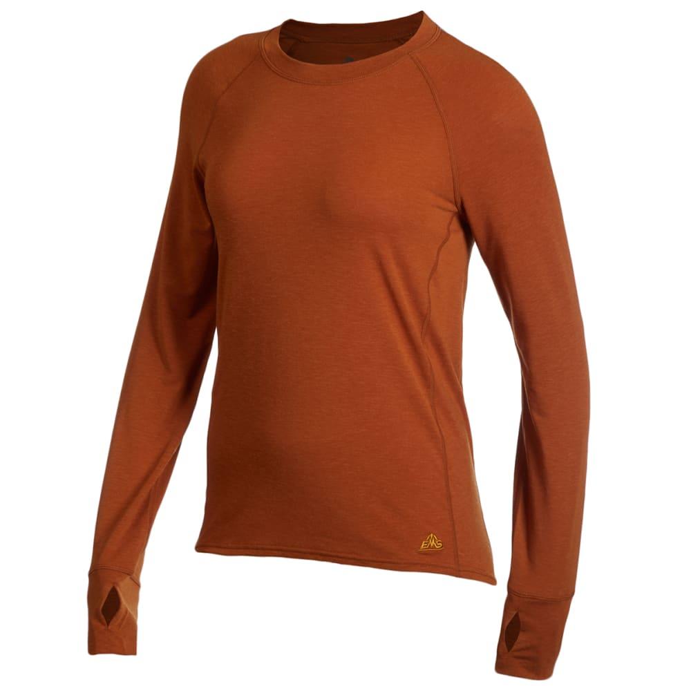 EMS Women's Active Wool Long-Sleeve Top M