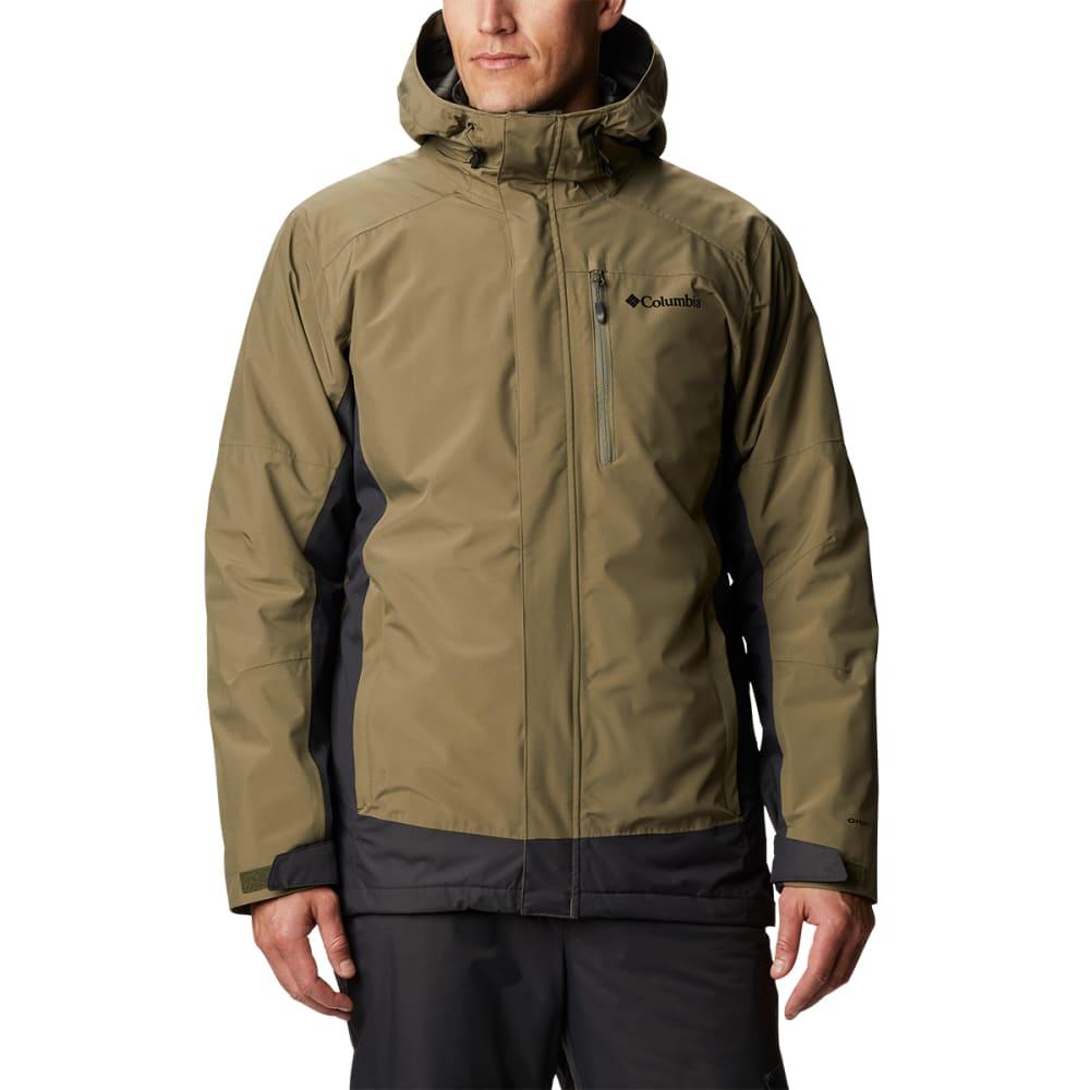 COLUMBIA Men's Lhotse III Interchange Jacket M