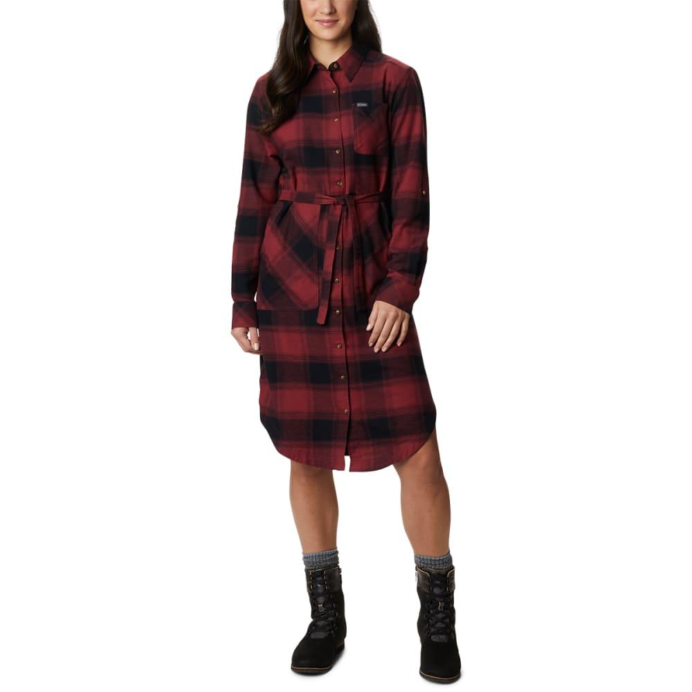 COLUMBIA Women's Pine Street Shirt Dress S