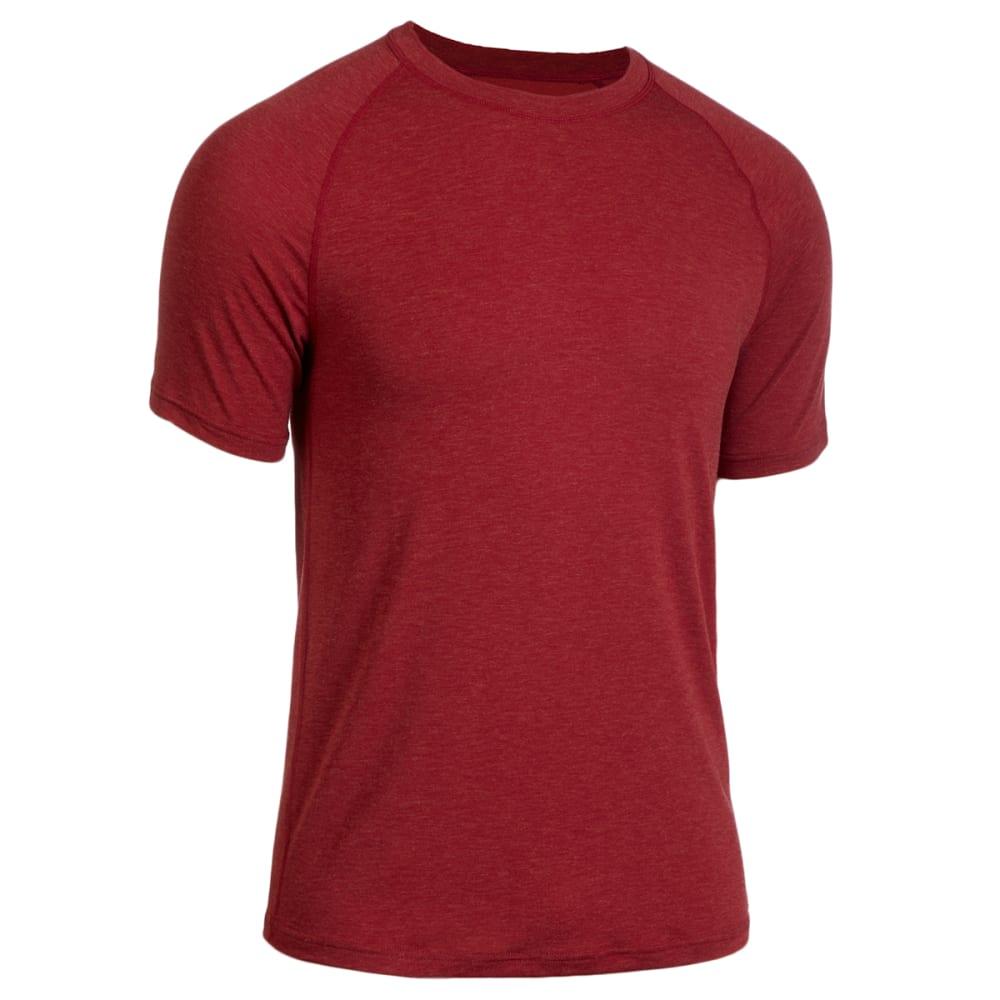 EMS Men's Active Wool Short-Sleeve Shirt S