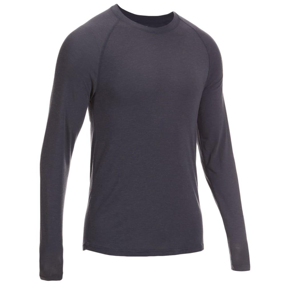 EMS Men's Active Wool Long-Sleeve Shirt S
