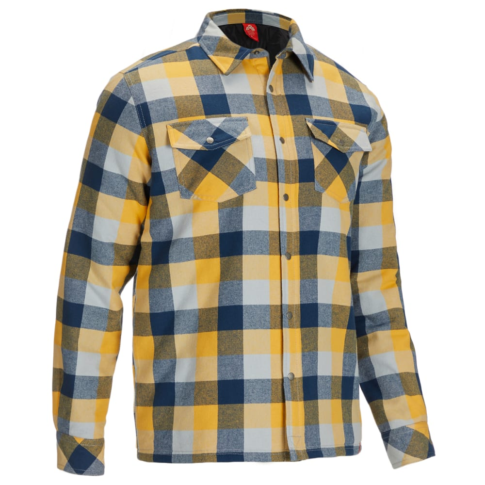 EMS Men's Timber Lined Flannel Shirt S