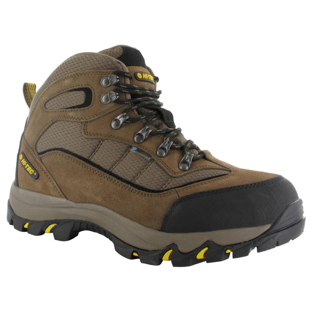HI-TEC Men's Skamania Waterproof Mid Hiking Boots, Wide Width 9