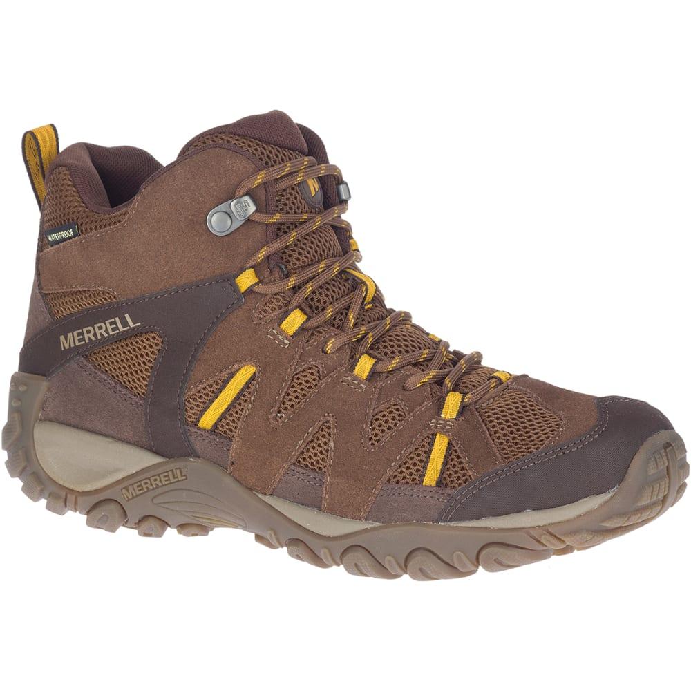 MERRELL Men's Deverta 2 Mid Waterproof Hiking Shoe 9