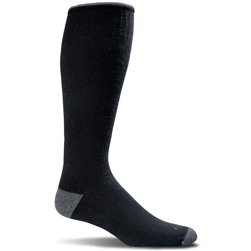 SOCKWELL Men's Elevation Firm Compression Socks - BLACK 900