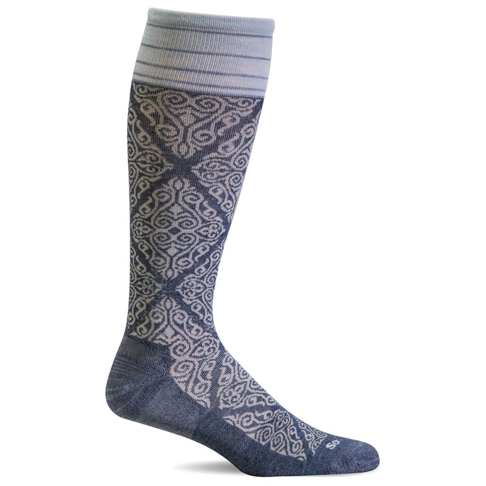 SOCKWELL Women's The Raj Graduated Compression Socks S/M