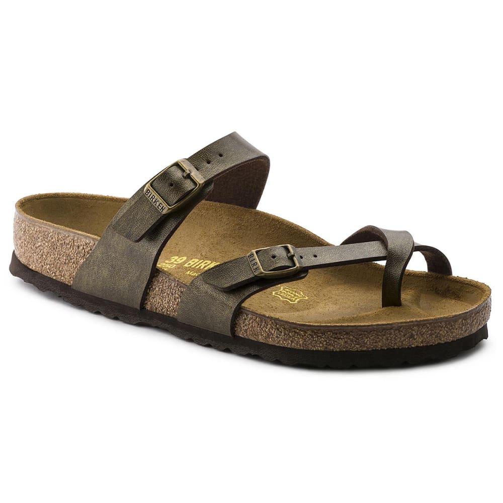BIRKENSTOCK Women's Mayari Toe Strap Sandals 38