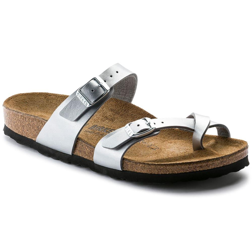 BIRKENSTOCK Women's Mayari Toe Strap Sandals 39
