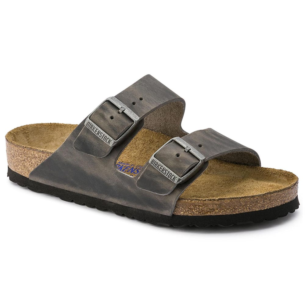 BIRKENSTOCK Men's Arizona Soft Footbed Sandals 42