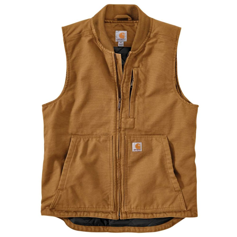 CARHARTT Men's Washed Duck Insulated Vest XL