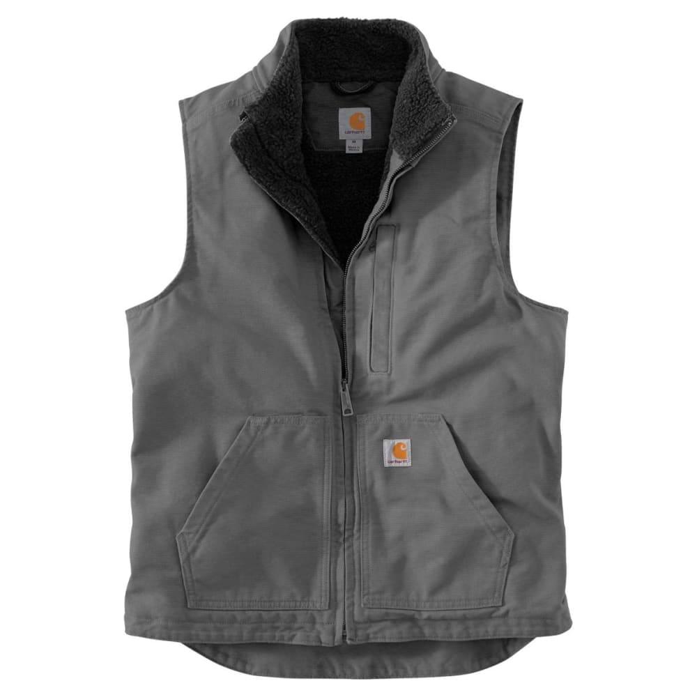 CARHARTT Men's Sherpa-Lined Mock Neck Vest L