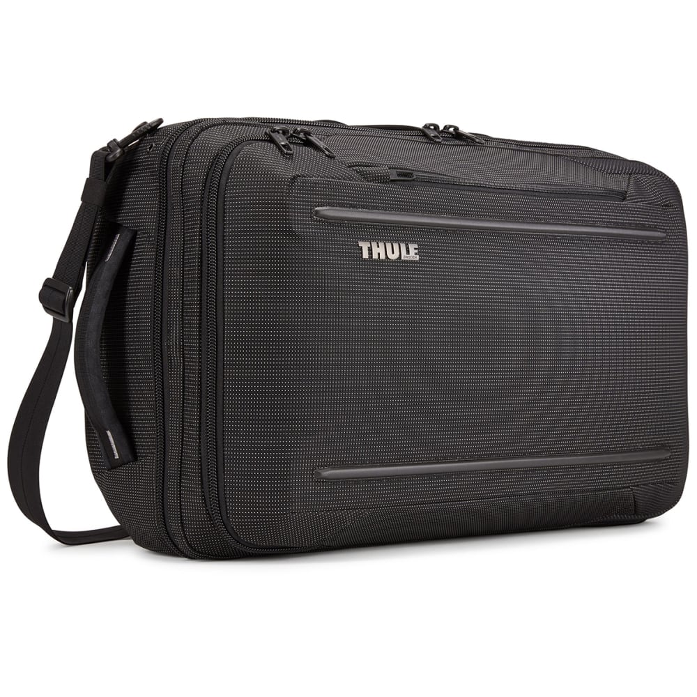 THULE Crossover 2 Convertible Carry On Bag - BLACK