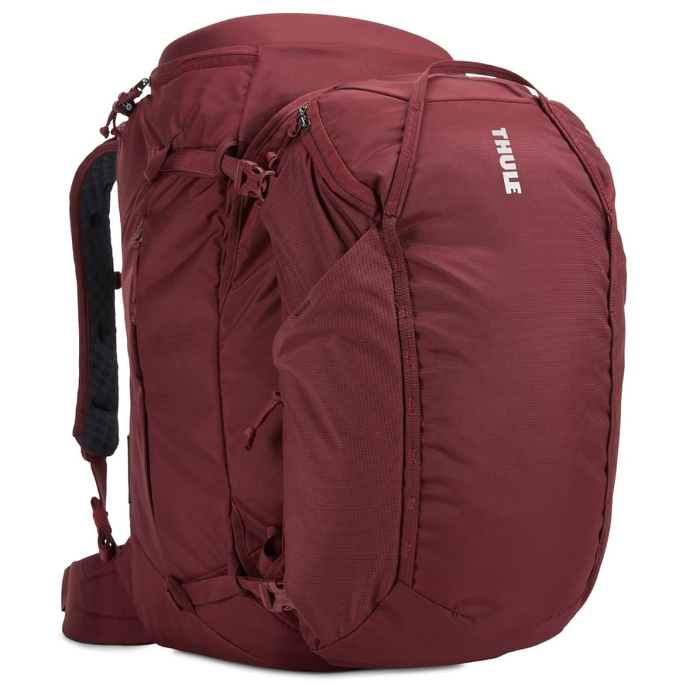 THULE Women's Landmark 60L Travel Backpack - DARK BORDEAUX